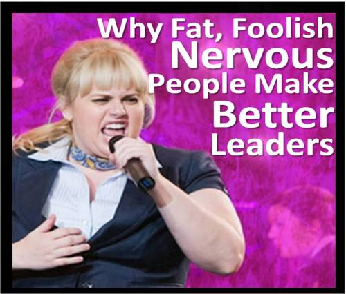 Fat Foolish People