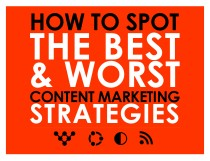 How To Spot The Best and Worst Content Marketing Strategies - Adrian Parker